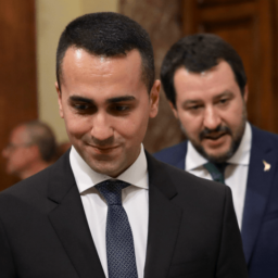 Support for Five Star Movement Declining as Salvini's Popularity Surges