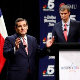 Ted Cruz: Beto O'Rourke's 'Priority' Is 'Fighting for Illegal Aliens'