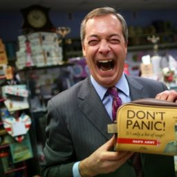'There's a Nigel Farage in Every Country,' Laments Eurocrat