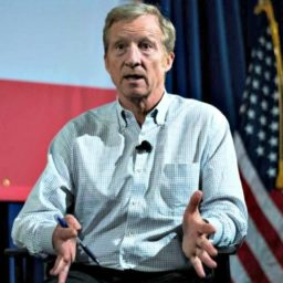 Tom Steyer: 'No Question That This President' Has 'Met the Grounds for Impeachment'