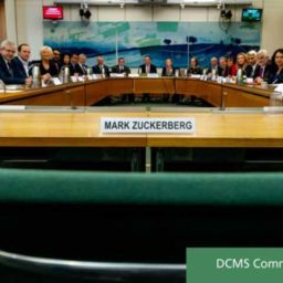 U.K. Shames Mark Zuckerberg for Skipping Facebook Hearing with Pic of Empty Chair