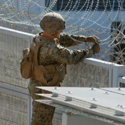 U.S. Military, DHS Conduct Training Exercises Ahead of Caravan Migrants