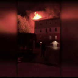 VIDEO: Four JROTC Members Run Inside Burning Building to Save Residents