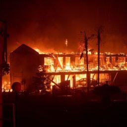 Videos: Heroism, Harrowing Escapes as Fire Devastates Paradise, California