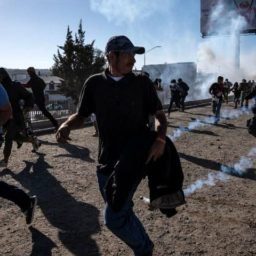 Violent Migrant Border Incident Exact Replay of When Obama Used Tear Gas at Border