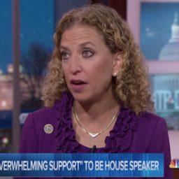 Wasserman Schultz: Trump Has 'Run Amok,' House Dems Will Hold Him 'Accountable'