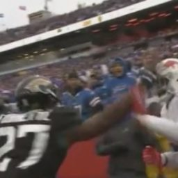 WATCH: Jags and Bills Brawl, Multiple Players Ejected
