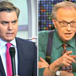 Watch—Larry King Hits Former Network: CNN 'Stopped Doing News a Long Time Ago'