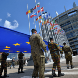 'We Fought for This for Many Years': Brussels Eurocrats 'Delighted' at Merkel Support for EU Army