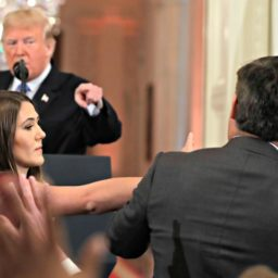 White House Suspends Jim Acosta's Press Pass After Combative Briefing