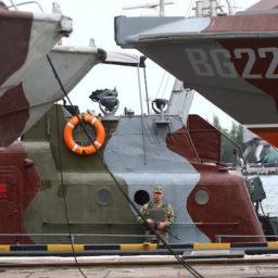 World View: Russia Attacks Ukraine's Navy and Blockades Ukraine's Ports at Kerch Strait
