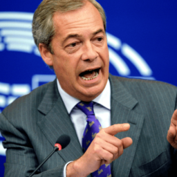 'Worst Political Decision in Post-War Europe': Farage Demands Merkel Apologise for Migrant Policy