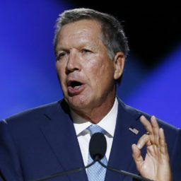 2020: Kasich Concedes: 'I Can't Beat' Trump in Primary