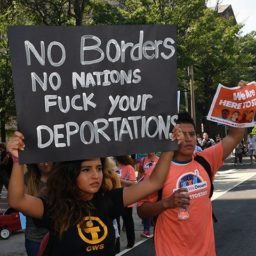 Amnesty Activists to Dems: 'Hell No' to 'Dangerous' Border Wall