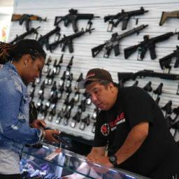 California Democrats Push Handgun, Semiautomatic Rifle Tax to Fund Gun Control