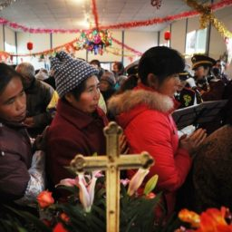 China Defends 'War on Christmas': 'Excessive Commercialization Is Curbed'