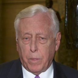 Dem Rep. Hoyer: Pulling Troops Out of Syria 'a Terrible Decision' — Puts U.S. 'in a Bad Spot'