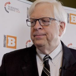 Dennis Prager: Google Is 'Full of Crap; They Will Lie Because They Can Get Away with It'