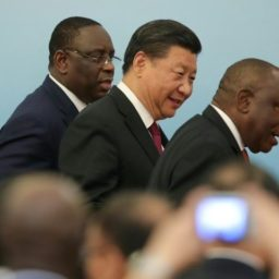 Experts: China Pushing 'New International Order' Through Communism in Africa
