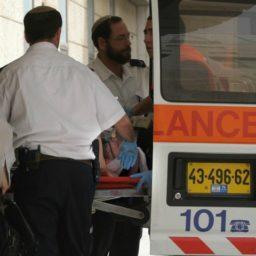 Guardian Newspaper Headline Equates Israeli Terror Victims with Palestinian Terrorist Suspects