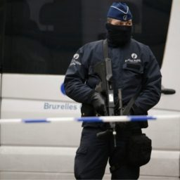 Gunman Fires on Restaurant with 'AK-47' in Brussels on Christmas Eve
