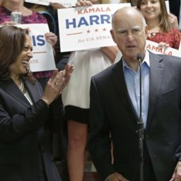 Jerry Brown: Democrats Becoming Too Radical for Majority of Voters