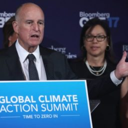 Jerry Brown's 'Twin Tunnels' Project on Hold