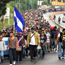 Kris Kobach: Understanding the Caravan — the Map Says It All