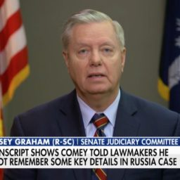 Lindsey Graham to Trump: 'Dig In, Do Not Give In' on Border Wall