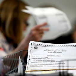 Maine's 2nd District Recount Proceeding Faster Than Expected