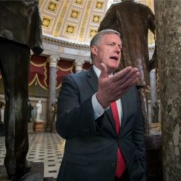 Mark Meadows: Let's Stay in Congress Past Christmas to Get Wall Funding