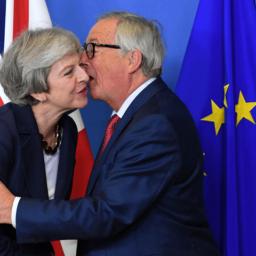 May's Humiliation Tour: EU Leaders Grant PM 'Ten Minutes' for Brexit Talks