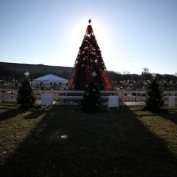 National Christmas Tree Reopens After Receiving Funding