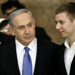Netanyahu's Son Temporarily Banned from Facebook