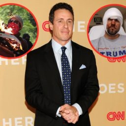 Nolte: The Year CNN's Chris Cuomo Embraced Violence and Blacklists