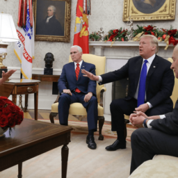 Nolte: Trump Tricks Chuck and Nancy into Owning Border Crisis During Oval Office Meeting