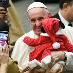 Pope Francis Begs Christians Not to 'Secularize' Christmas