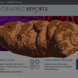 Respected Scientific Journal Displays Trump's Face on Monkey Poop Image