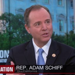 Schiff: Trump May Face 'Real Prospect of Jail Time'