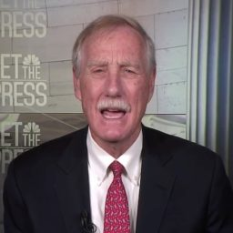 Sen. King: Third of the Country Would See Impeachment as 'Revenge,' 'Coup'
