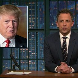Seth Meyers: Trump 'Too Incompetent' to Get Border Wall 'for His Racist Immigration Policies'