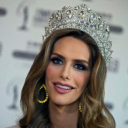 Spain's Ponce Becomes First Transgender Woman to Compete in Miss Universe