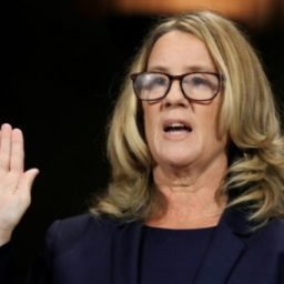 'Sports Illustrated' Taps Christine Blasey Ford to Introduce 2018 Inspiration Award Winner