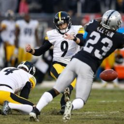 Struggling Steelers Kicker Deletes Twitter Account After Fans Post His Old Homophobic Tweets