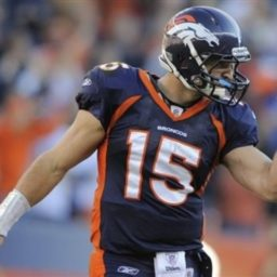 Trump Foundation to Sell Tim Tebow-Autographed Broncos Helmet