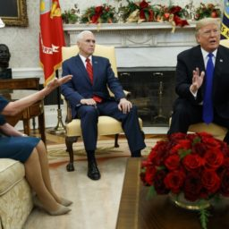 Trump Hails Israel's Wall as Model for U.S.-Mexico Border