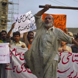U.S.: Pakistani Officials Help Muslims Force Christian Women into Marriage
