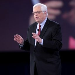 Watch — Dennis Prager to Young Conservatives: 'Everything the Left Touches, It Ruins'