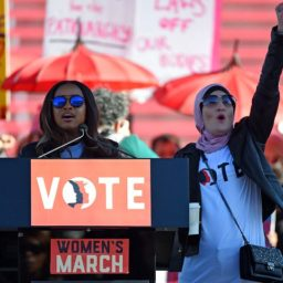 Women's March Organizer: 'White Jews, as White People, Uphold White Supremacy'