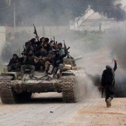 Al Qaeda-Linked Group Gains Ground in Syria on Turkey, Russia's Watch